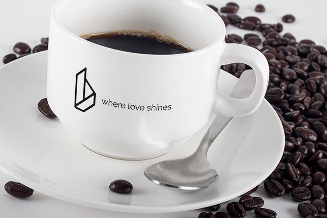 Bright Church - Coffee Cup