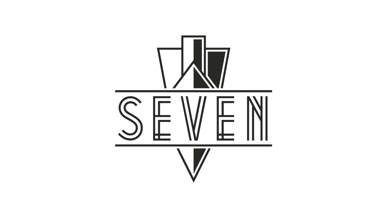 Seven Guitar Co. - Logo