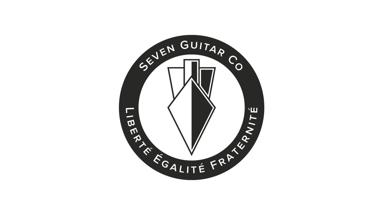 Seven Guitar Co. - Seal