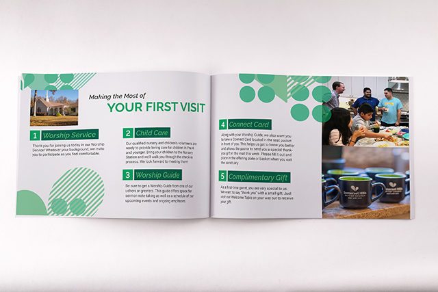 Somerset Hills Baptist Church - Welcome Booklet 03